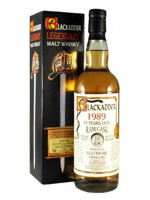 Aultmore 19 Year Old 1989–2009 Raw Cask