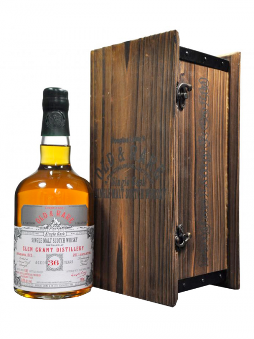Glen Grant 36 Year Old 1975–2011 Old & Rare