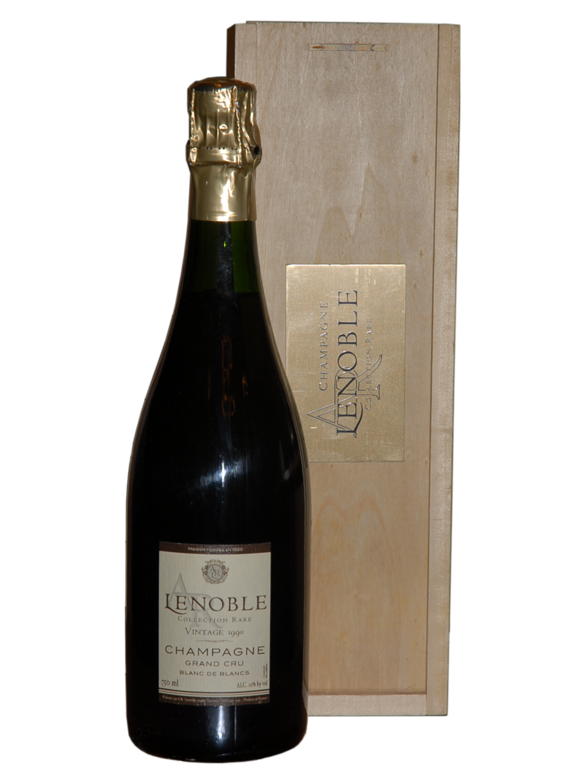 LENOBLE GRAND CRU BLANC DE BLANCS 1990