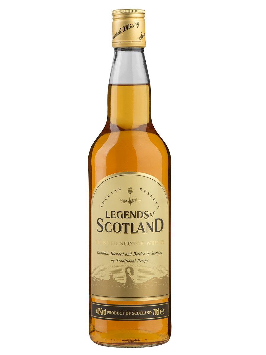 LEGENDS OF SCOTLAND blend