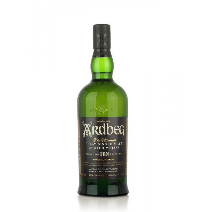 ARDBEG 10 YEARS & MINI GIFT PACK