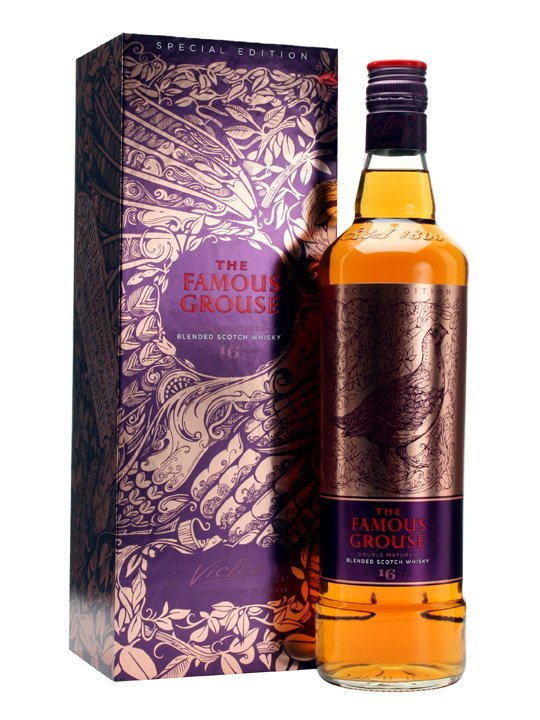 FAMOUS GROUSE 16 YEARS