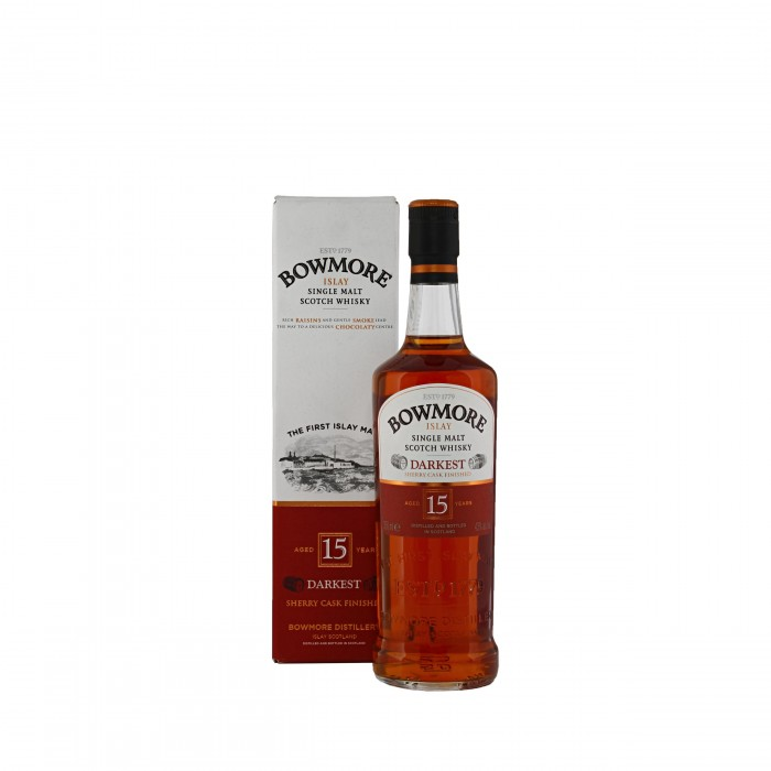BOWMORE 15 YEARS 35CL