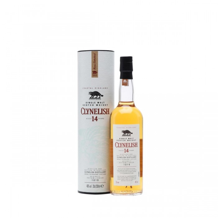 CLYNELISH 14 YEARS 20CL
