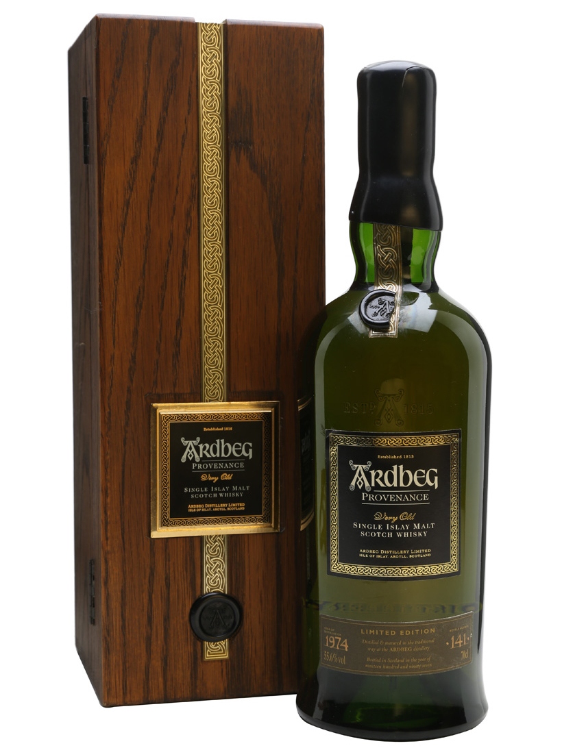ARDBEG 23 YEARS single malt