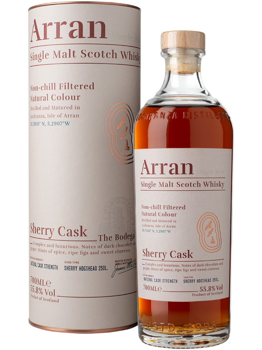 ARRAN SHERRY CASK single malt