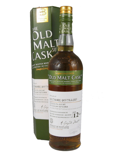 AULTMORE 12 YEAR OLD 1996 OLD MALT CASK single malt