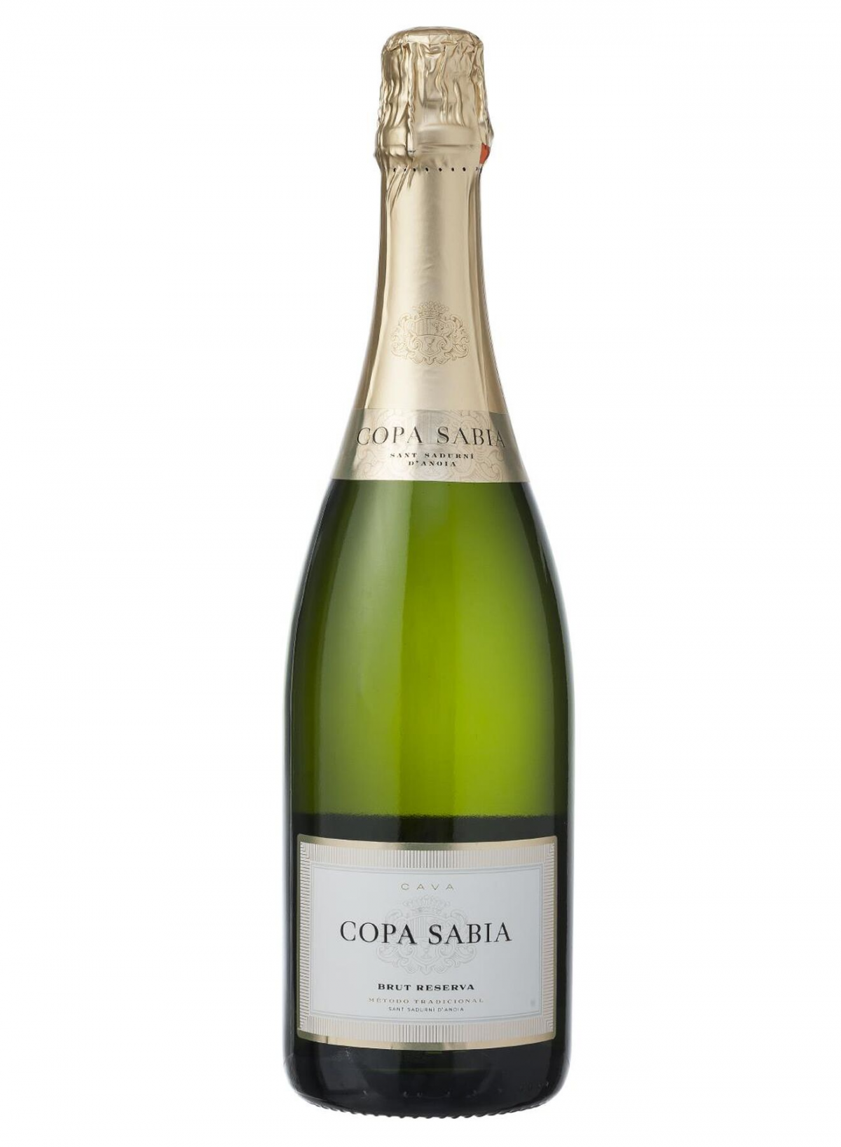 CAVA COPA SABIA CAVA RESERVE SPARKLING EMOTION DO  0,75 WHITE BRUT