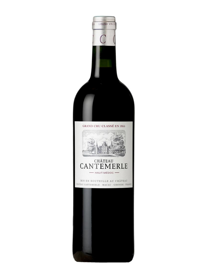 CHATEAU CANTEMERLE  5-ME CRU  1999 0,75 RED DRY