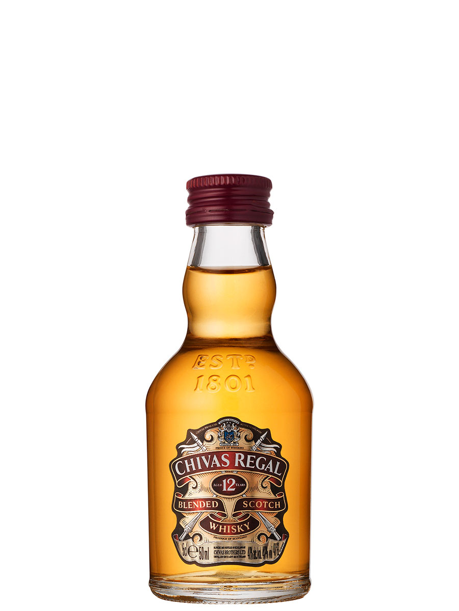 CHIVAS REGAL 12 YEARS blend