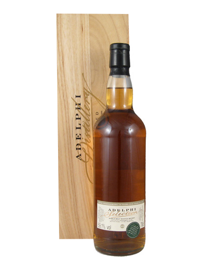 CRAGGANMORE 15 YEAR 1993 ADELPHI SINGLE MALT