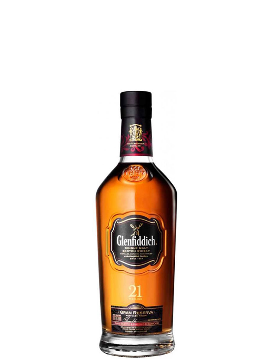 GLENFIDDICH 21 YEARS single malt