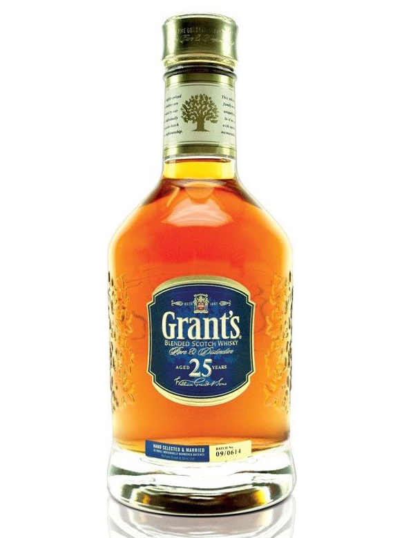 GRANT'S 12 YEARS blend