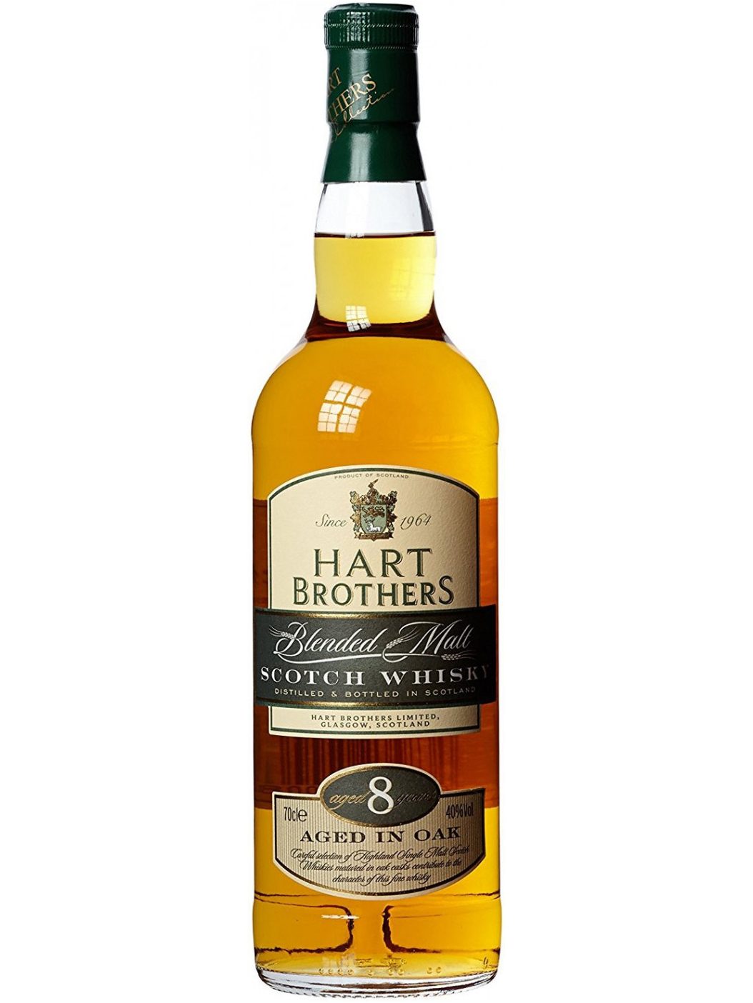 HART BROTHERS 8 YEARS blended malt