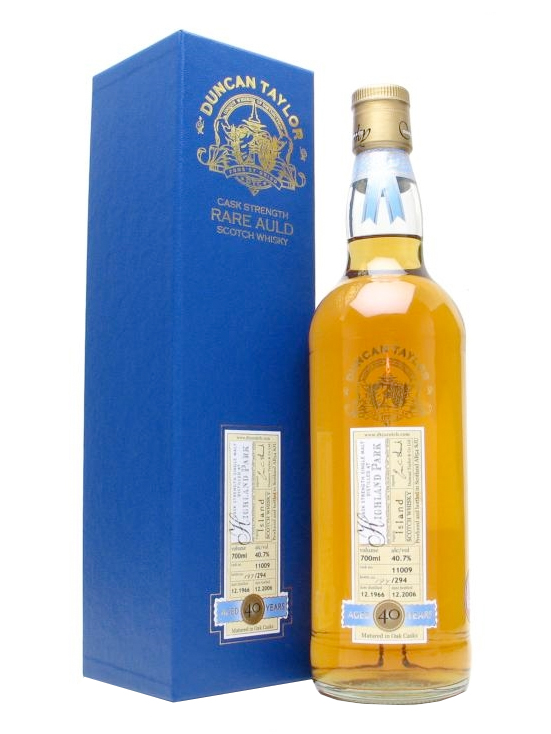 Highland Park 40 Year Old 1966–2006 Rare Auld
