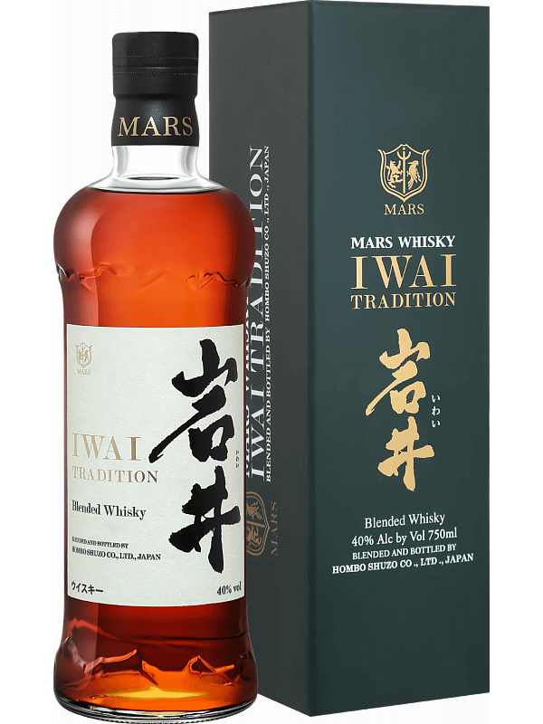 IWAI TRADITION blend