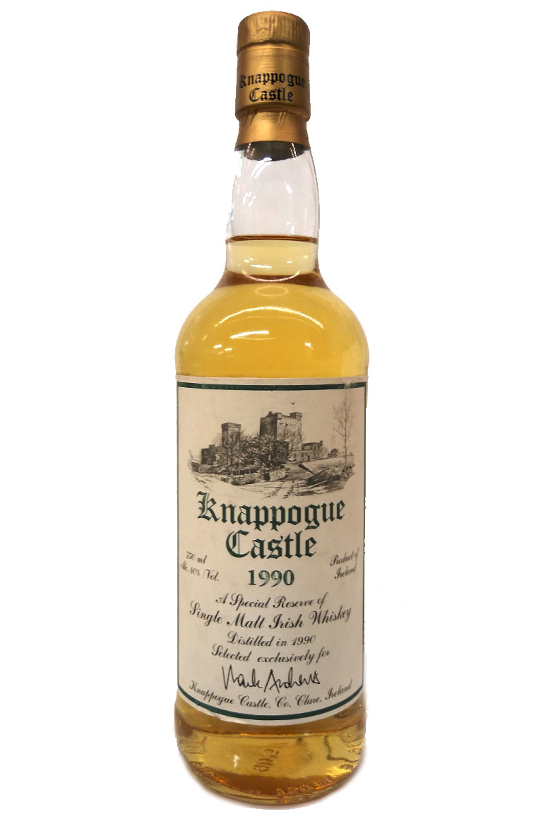 KNAPPOGUE CASTLE 1990 single malt
