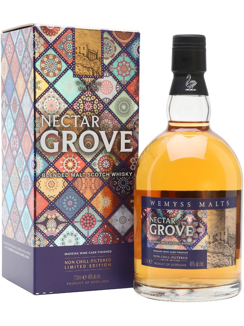 WEMYSS MALTS NECTAR GROVE blended malt