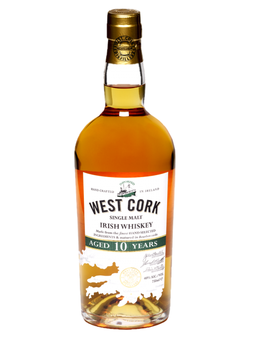 West Cork 10 years old