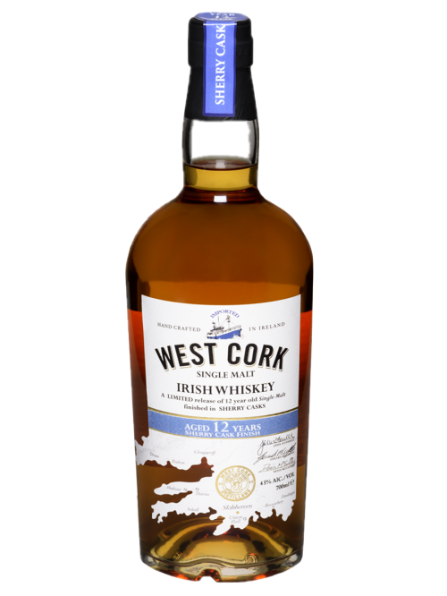 West Cork 12 YO Sherry Cask