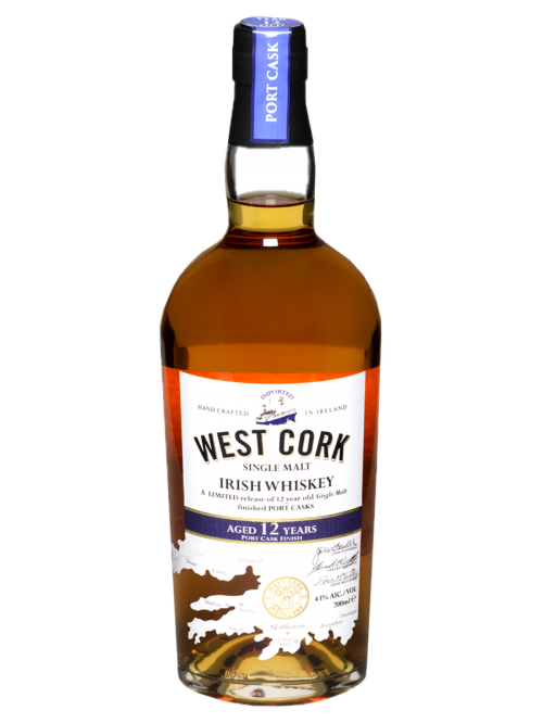 West Cork 12 YO Port Cask