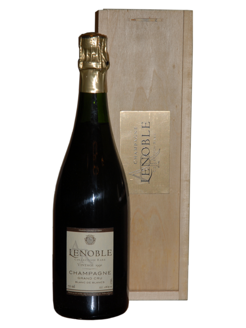 LENOBLE   BLANC DE BLANCS GRAND CRU 1990 0,75 WHITE BRUT