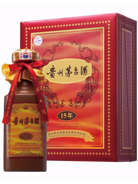 KWEICHOUW MOUTAI FIFTEEN YEARS