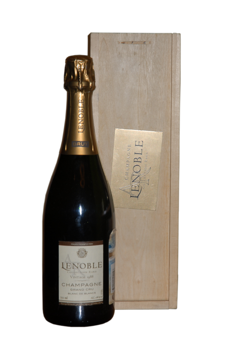 LENOBLE   BLANC DE BLANCS GRAND CRU 1988 0,75 WHITE BRUT