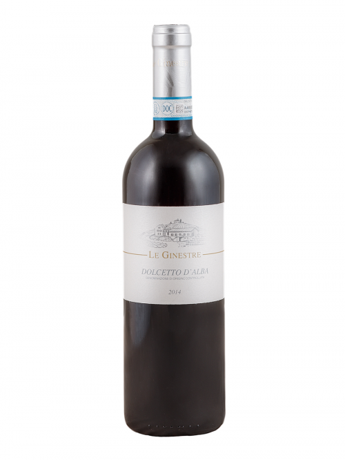 LE GINESTRA  DOLCETTO DOC 2014 0,75 RED
