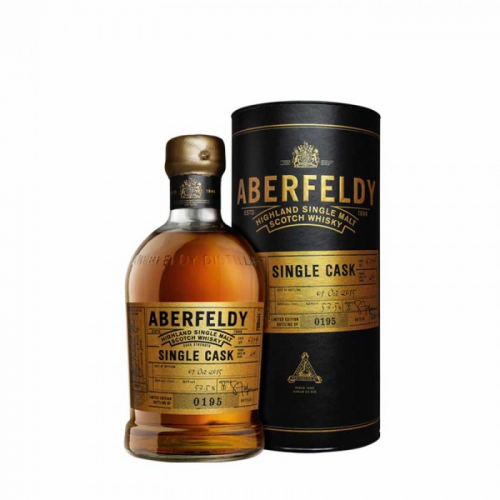 ABERFELDY SINGLE CASK THE WHISKY SHOP EXCLUSIVE