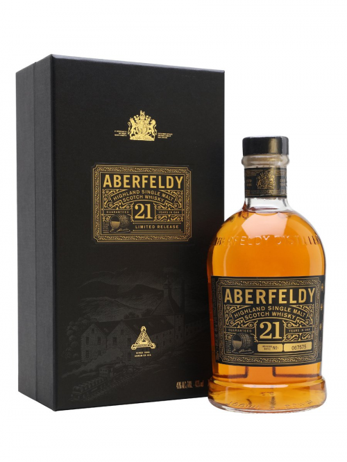 ABERFELDY 21 YEARS single malt