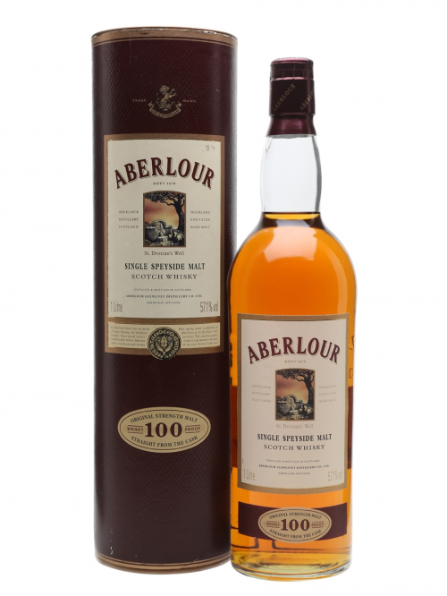 ABERLOUR 100 PROOF LITRE