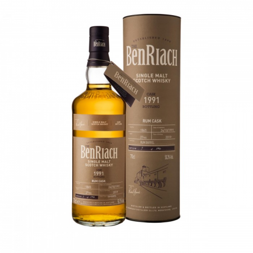 BENRIACH BATCH 16 1991 #1865