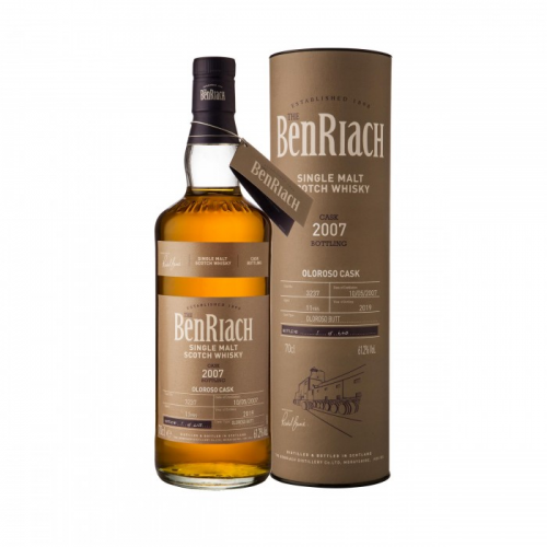 BENRIACH BATCH 16 2007 #3237