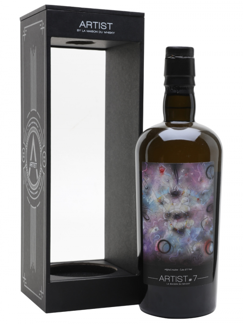 BOWMORE 2001 15 YEARS ARTIST #7 BATCH 2 LMDW