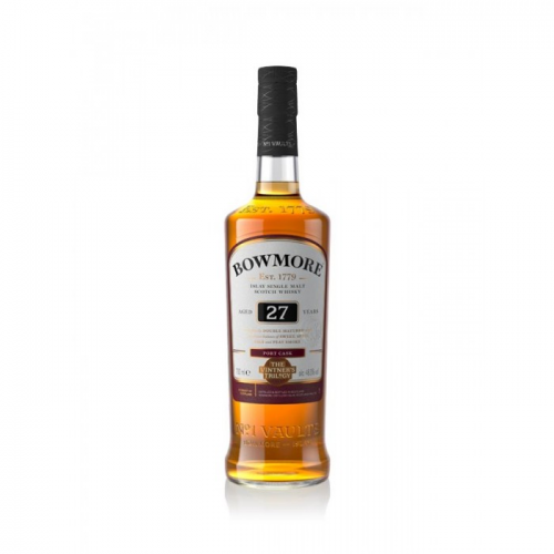 BOWMORE 27 YEARS PORT CASK