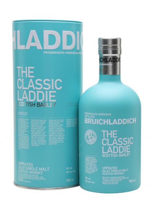 BRUICHLADDICH THE CLASSIC LADDIE SCOTTISH BARLEY single malt