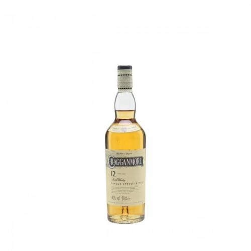 CRAGGANMORE 12 YEARS 20CL