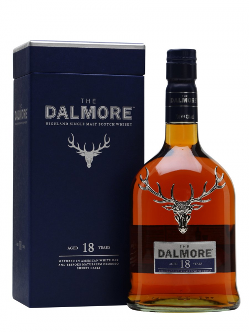 DALMORE 18 YEARS single malt