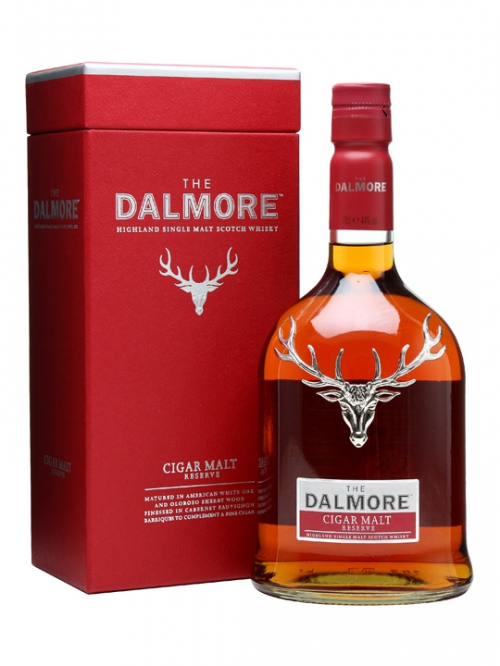 DALMORE CIGAR MALT single malt