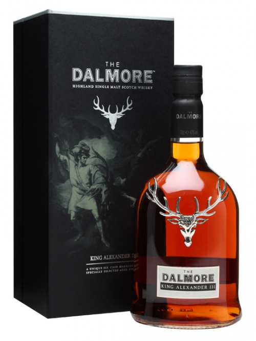 DALMORE KING ALEXANDER III single malt