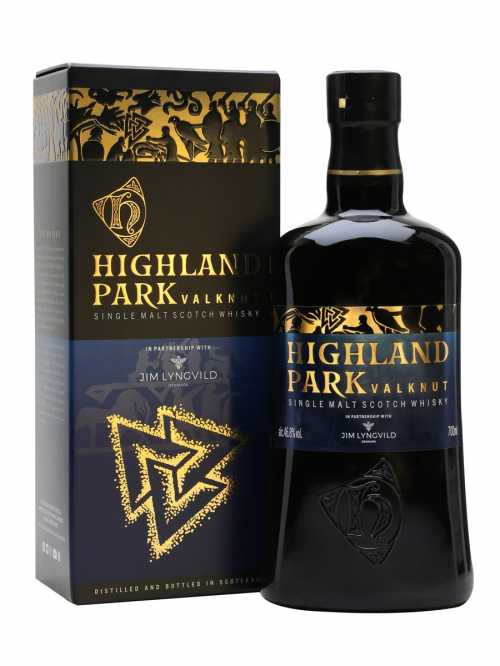 HIGHLAND PARK VALKNUT single malt