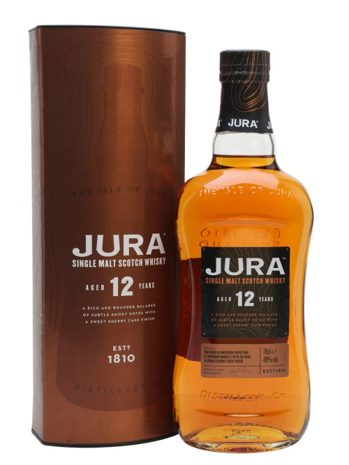 JURA 12 YEARS single malt