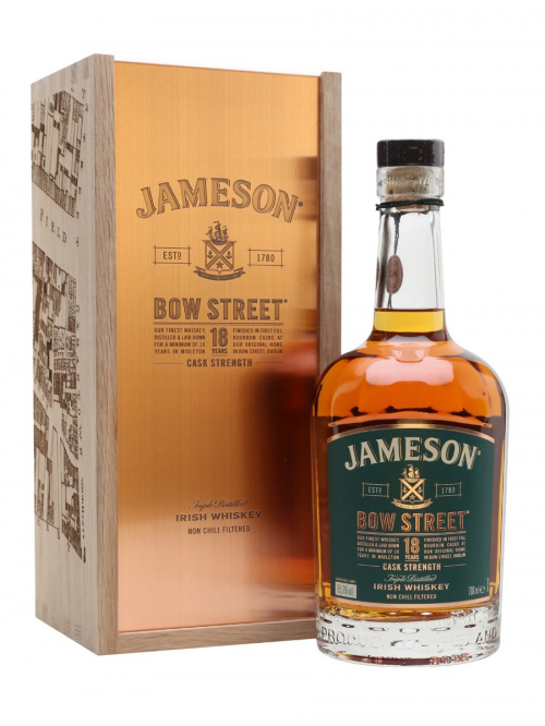 JAMESON 18 YEARS BOW STREET EDITION