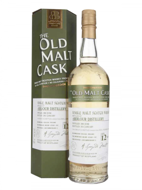 Aberlour 12 Year Old 2000–2013 Old Malt Cask