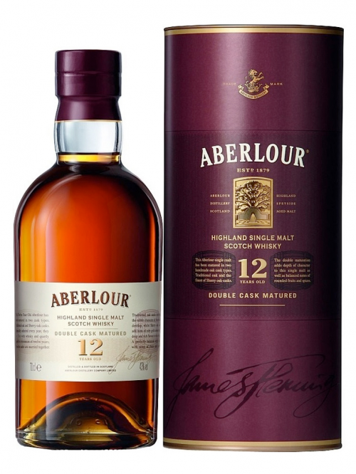 ABERLOUR 12 YEARS single malt