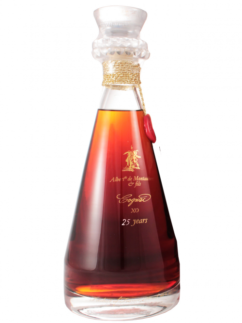 ALBERT DE MONTAUBERT XO 25 YEARS