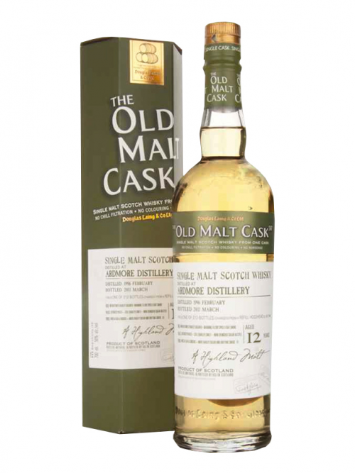 Ardmore 12 Year Old 1996–2008 Old Malt Cask