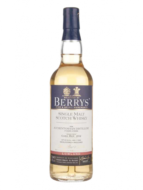 AUCHENTOSHAN 16 YEARS 1991-2007 BERRYS single malt