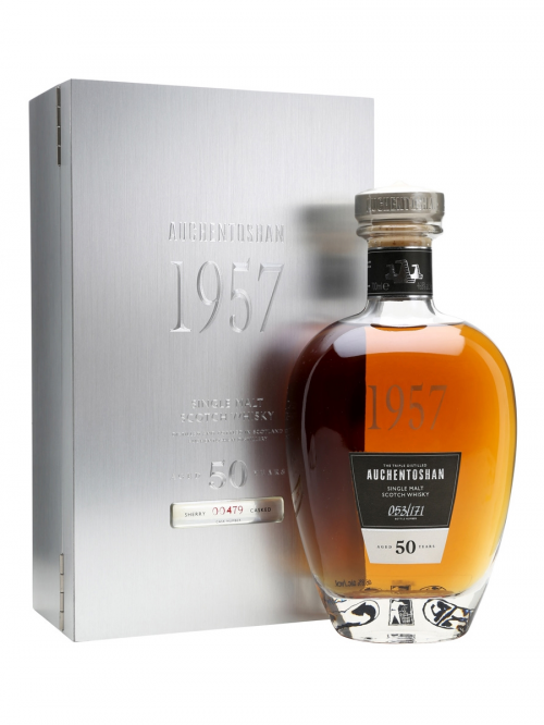 AUCHENTOSHAN 50 YEAR OLD 1957